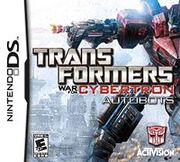 230px-War for Cybertron DS Autobot Cover Art