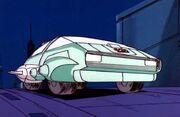 Moonracer vehicle