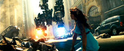 Movie Ironhide shootground
