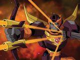 Rodimus Prime (Animated)