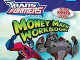 Transformers: Essential Skills Workbook 4 Money Math