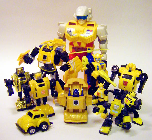Bumblebee G1 Toys Teletraan I The Transformers Wiki