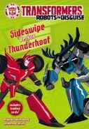 RIDBook Sideswipe Versus Thunderhoof