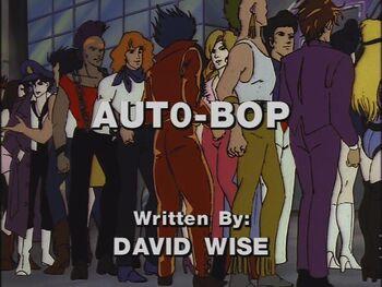 Auto-Bop title shot