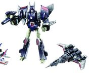 Deluxe Cyclonus with Nightstick