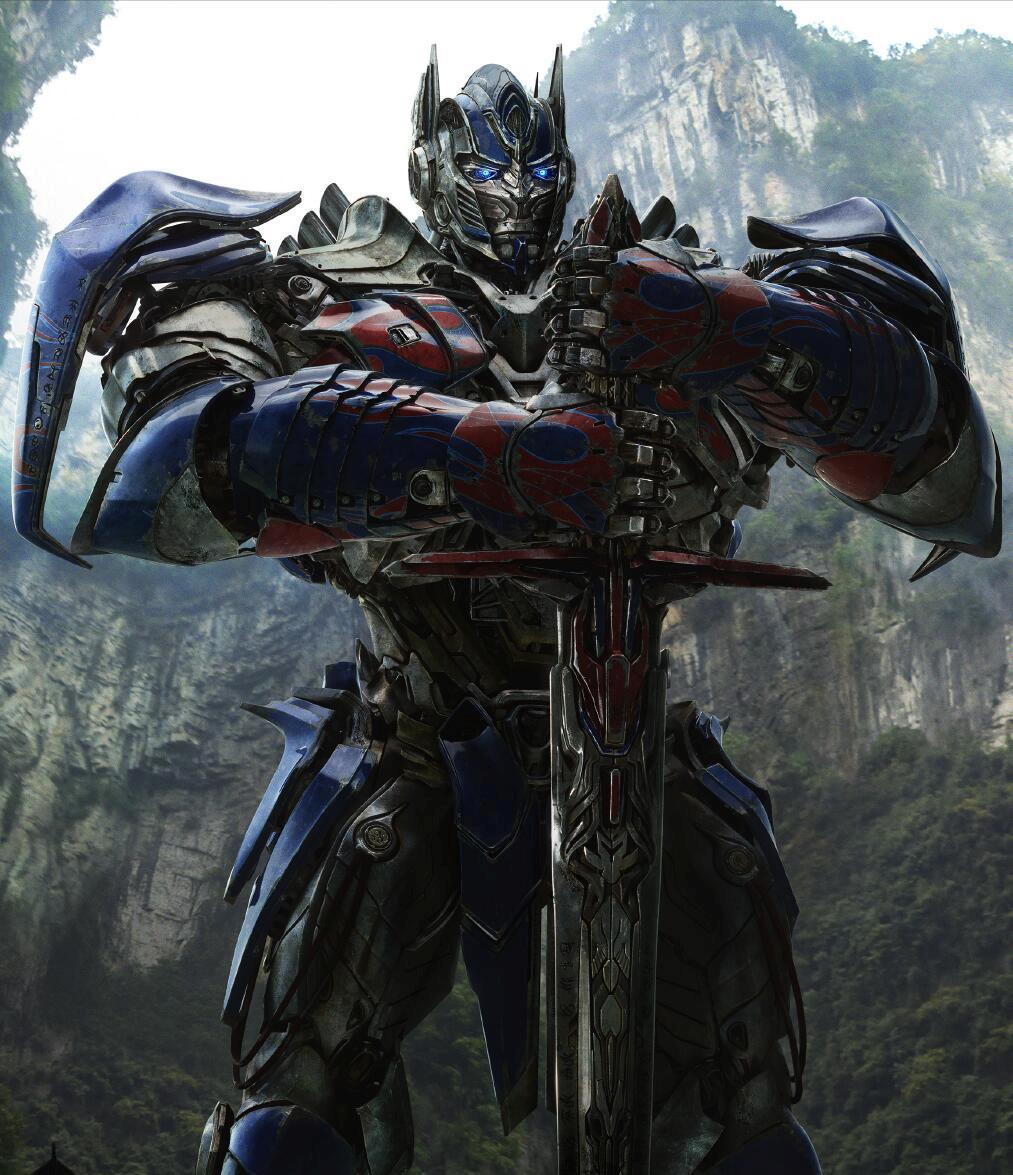 image - optimus-prime-transformers-4-poster | teletraan i: the
