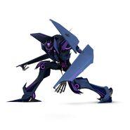 Transformers Prime Char render Soundwave