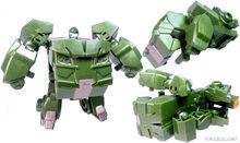 Prime-toy BulkheadKnuckle