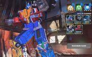 Transformers Earth Wars Optimus Maximus