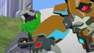 W.W.O.D.? Grimlock comes out