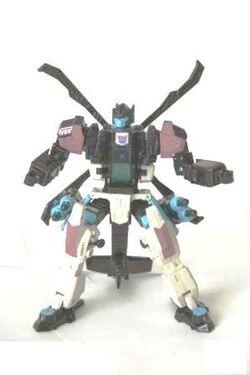 Spinister Robot compressed