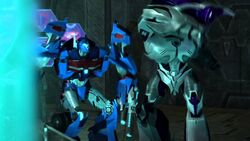 Magnus vs Megatron