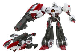 Animated megatron voyager