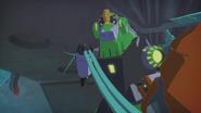 Grimlock päihitti Octopunchin