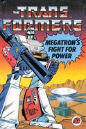 Megatron's Fight for Power
