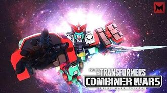 Prelude to Transformers Combiner Wars - Victorion