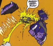 The Safe and the Failsafe Bumblebee VS Vehicons