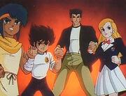 Ginrai juniors