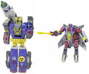 Universe Soundwave&Space-Case toy