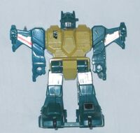 Topspin yellowed