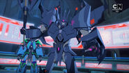 Cyclonus in the fight
