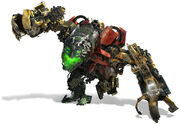 Devastator Revenge of the Fallen