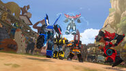 Transformers Robots in Disguise Season 2 Sneak Peak 1