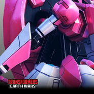 Arcee Earth Wars Promo