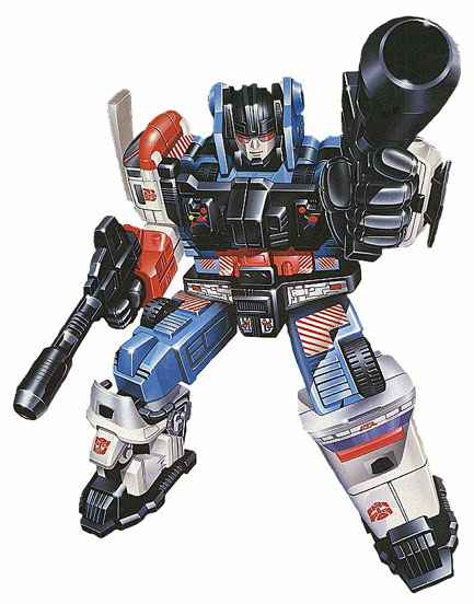 G1 Transformers Protectobot Defensor First Aid Cannon