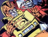 Sentinel Prime and Optimus Prime