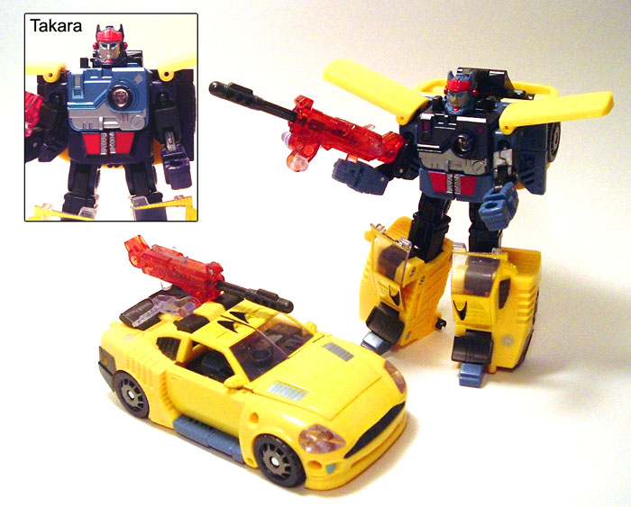 Transformers Energon Strongarm