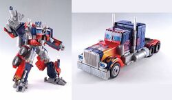 MovieLeader OptimusPrime toy