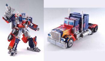 MovieLeader OptimusPrime toy