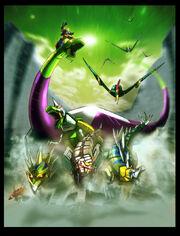 SG Dinobots