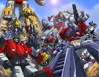 DW Autobots