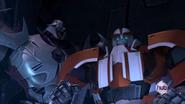 Megatron and Ratchet