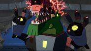 More than meets the eye Grimlock zapped
