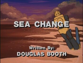 Sea Change title shot