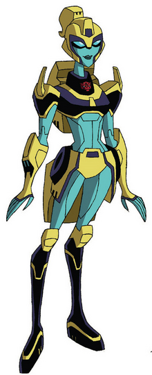Blackarachnia (TFA) | Teletraan I: The Transformers Wiki
