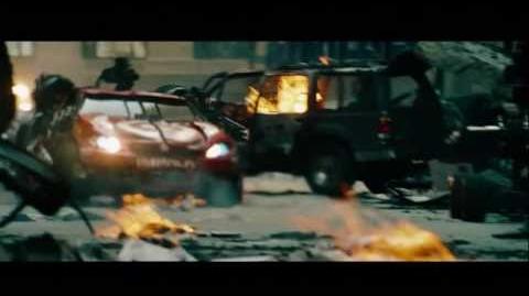 New Transformers 3 DOTM trailer - Nascar Daytona 500 TV Spot
