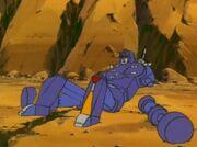 SOS Dinobots Broken Rumble