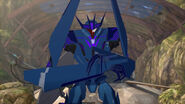Soundwave in Robots in Disguise Series