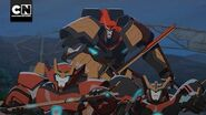 Stealth Team Transformers Robots in Disguise Cartoon Network