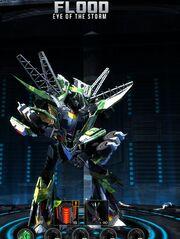 Transformers Universe Flood Robot Mode