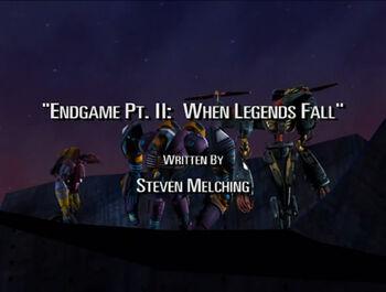 Endgame2 title