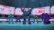 Cyclonus' armada ready for combine