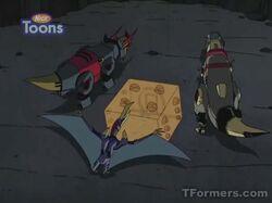 Dinobots Meltdown Black Friday