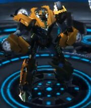 Transformers Univers Boo-Ya