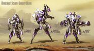Decepticon Guardian Art