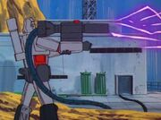 SOS Dinobots Supercharged Megatron